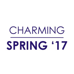 CHARMING SPRING 2017