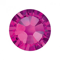 Swarovski Nail Elements/ Fuchsia Size 5 (100pc)