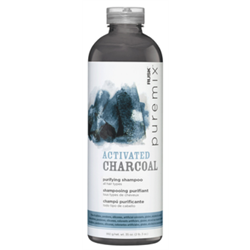 RUSK PureMix / Activated Charcoal Purifying Shampoo 1L