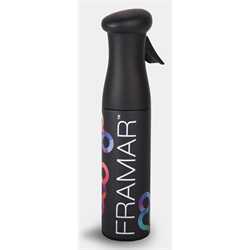 Spray Bottle / Framar 'Myst Assist' - Black (BTL-MA)