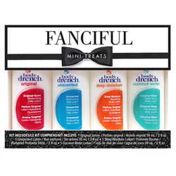 BD/Holiday 'Fanciful' Mini Treats (4-2oz Lotions) 30598
