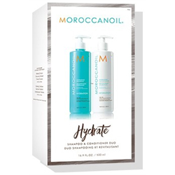 MOROCCANOIL Deal* Hydrate Sh & Cond 500ml Duo