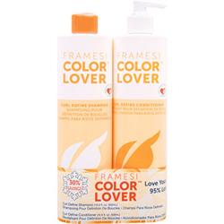Framesi Color Lover Deal*Curl Define Shamp/Cond Duo