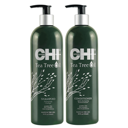 CHI * Deal Tea Tree Oil Shampoo & Conditioner Tween Duo