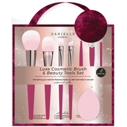 Upper Canada/ Luxe Cosmetic Brush & Beauty Tools Set