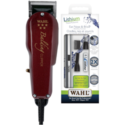 Wahl Clipper/5 Star Balding w/Ear, Nose & Brow Trimmer #50360