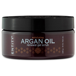 Entity/Argan Oil Renewal Gel Scrub 8oz