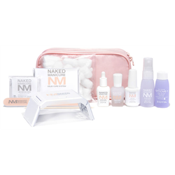 Zoya Naked Manicure Gelie-Cure Foundation Kit w/Mini UV/LED Light