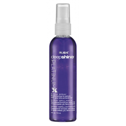 RUSK/Deepshine PlatinumX Shine Spray 4oz