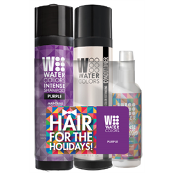 TR WColor Deal * Hair For The Holidays - Purple