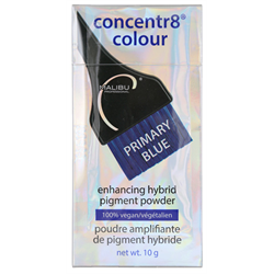 MALIBU/Concentr8 Colour Enhancing Hybrid Pigment Powder - Primary Blue