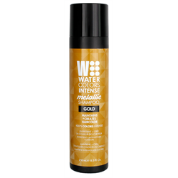 TR WColor Intense Metallic Shampoo / Gold 8.5oz