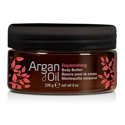 BD/Argan Oil Replenishing Body Butter 226g (20712)***Discontinued