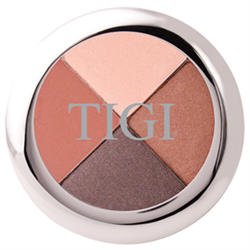 TIGI COSM High Density Quad Eyeshadow *Love Affair