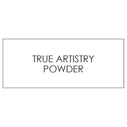 TRUE ARTISTRY POWDER