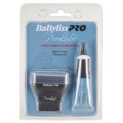 BabylissPro 'ProLube' Clipper/Trimmer Maintenance Kit (BABOCLNB) ***Discontinued