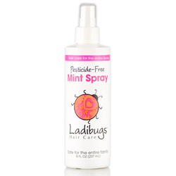 Ladibugs/ Leave-In Mint Spray 8oz