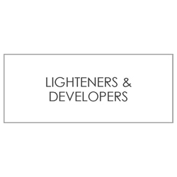 LIGHTENERS/DEVELOPERS