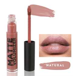 Cherry Blooms Matte Lips Volumizer - Natural