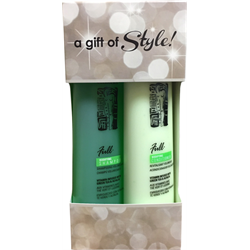 RUSK/Holiday*Full Shampoo/Cond 13.5oz Gift Box