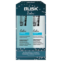 RUSK/Holiday*Calm Shampoo & Conditioner Gift Box