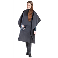 Cape / Smart Cutting Black Nylon (SMARTCAPEC)