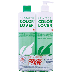 Framesi Color Lover Deal* Smooth Shine Shamp/Cond Duo
