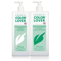 Framesi Color Lover Deal* Smooth Shine Shamp/Cond LITER Duo