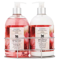 Upper Canada/ Wash & Lotion Duo (Cherry Blossom)