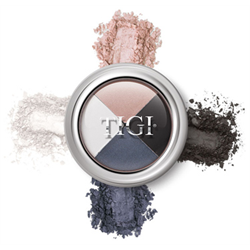 TIGI COSM High Density Quad Eyeshadow *Smoky Hot