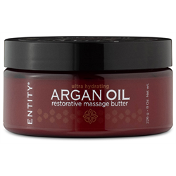 Entity/Argan Oil Restorative Massage Butter 8oz