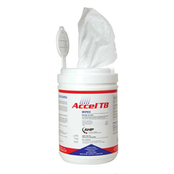 Accel/PREempt 1-Step Surface Cleaner/Disinfectant Wipes 160/Tub(PRE-11221)