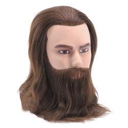 Mannequin Male w/Beard / BabylissPro (BES2MALEUCC)