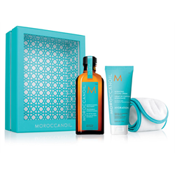 MOROCCANOIL Deal* 100ml Treatment/Hyd Styling Cream 75ml +Headband