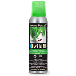 Bwild/Temporary Hair Color - Jaguar Green 3.5oz