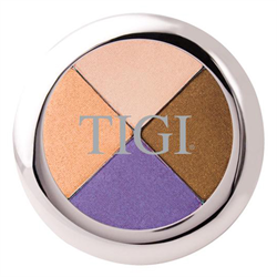 TIGI COSM High Density Quad Eyeshadow *Posh