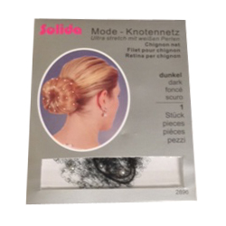 Flair /Bun Net Invisible w/Beads 1/pk #1751-06***Discontinued