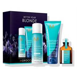 MOROCCANOIL Deal* Perfect Blonde Kit - Better Your Blonde