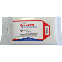 Accel/PREempt TB 1-Step Surface Cleaner/Disinfectant Wipes 10/pk