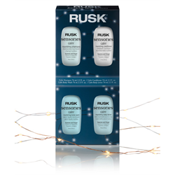 RUSK/Holiday*Calm Amenities 4/pc Gift Set 2017