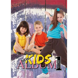 Book/Styling Kids Album Volume 1***Discontinued