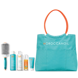 MOROCCANOIL Deal* Smoothing Relaunch Kit In BEACH BAG
