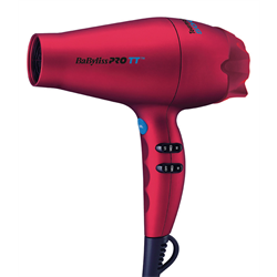 Dryer/Babyliss Pro TT Red (BTM2850C)