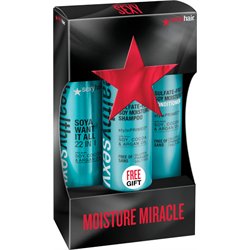 Sexyhair/Deal * Moisture Miracle(Healthy Shampoo/Cond/22-in-1)