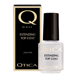 Qtica* Extending Top Coat 0.25oz