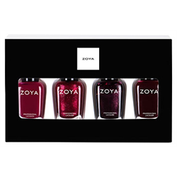 Zoya *Holiday Quad 1802 'All Wrapped Up' (4pc)