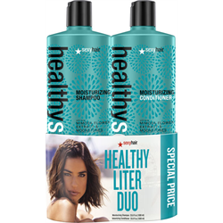 Sexyhair/Deal * Healthy Liter Duo (Healthy Sh & Cond)