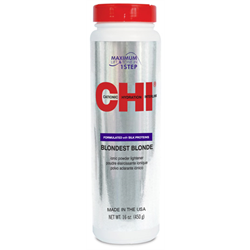 CHI/Blondest Blonde Powder Lightener 16oz