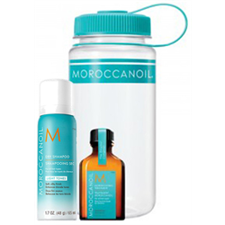 MOROCCANOIL Deal* Gym Refresh Kit - For Light Tones