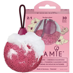 Foamie / Shower Soap Sponge - The Berry Best